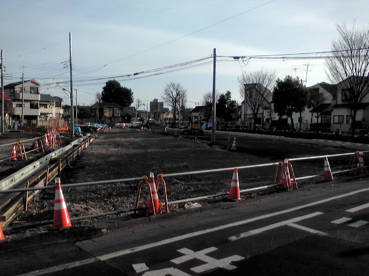 東京都市計画道路幹線街路放射第35号線